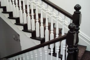 Custom ornate profile federation staircase - Stairs by Design (4)